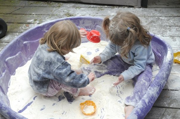 Fun with Flour