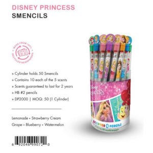 Princess Graphite Smencils