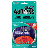 Crazy Aaron's Thinking Putty - Ghost Writer Cryptic Code - Draw with Light