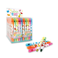 Sketch & Sniff Gel Crayon (Set of 5)