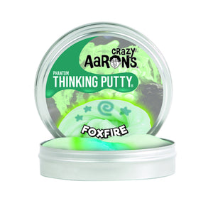 Crazy Aaron's Thinking Putty - Foxfire