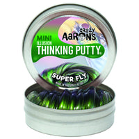 Crazy Aaron's Thinking Putty Mini Tin - Super Fly