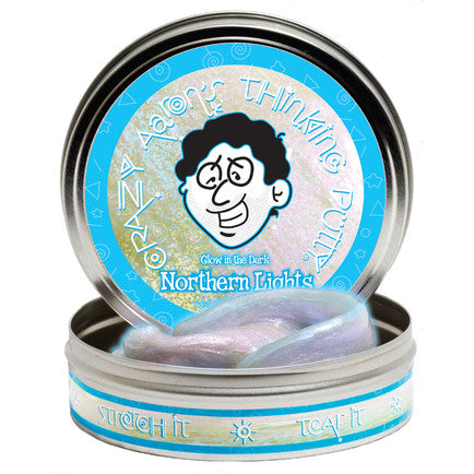 Crazy Arron's Thinking Putty - Northern Lights