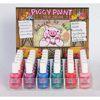 Piggy Paint Nail Polish - Natural as Mud