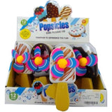 Popsicle Squeeze Hand Fan