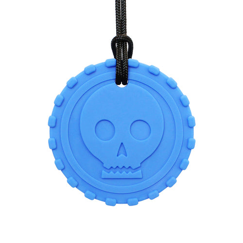 ARK's PIRATE COIN CHEW NECKLACE