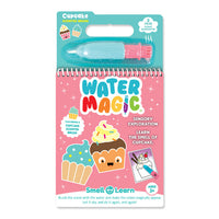 Scentco Smell and Learn Water Magic Activity Set - Cupcake