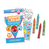 Scents to Go with Wax Crayon