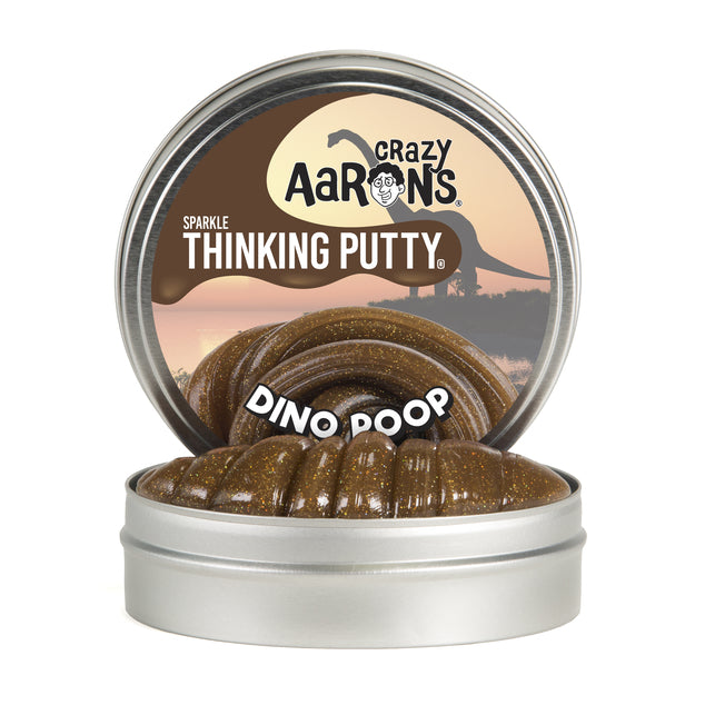 Crazy Aaron's Thinking Putty Dino Poop