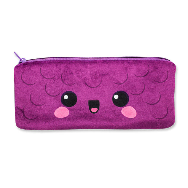 Cutie Fruities Pencil Pouch - Grape Scent