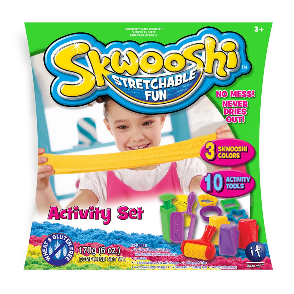Skwooshi Activity Pack