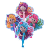 Folding Fan Mermaid  Design