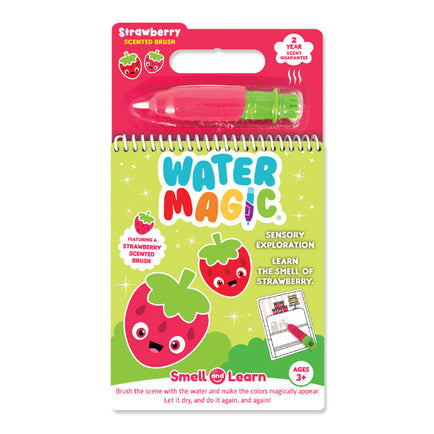 Scentco Smell and Learn Water Magic Activity Sets - Strawberry