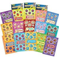 The Stink Factory Scratch and Sniff Stickers