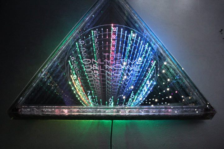 Orgonite Infinity Clock