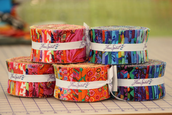 Free Spirit Fabrics Design Roll