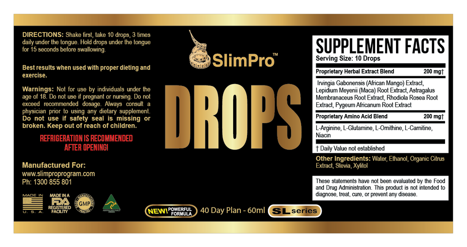 2. Up to 20kg (44lbs) SlimPro Complete Program