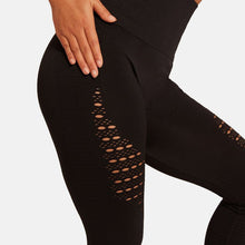 Seamless High Waist Leggings With Tummy Control (Lycra)