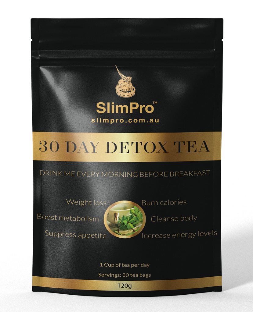 SlimPro 30 Day Detox Tea
