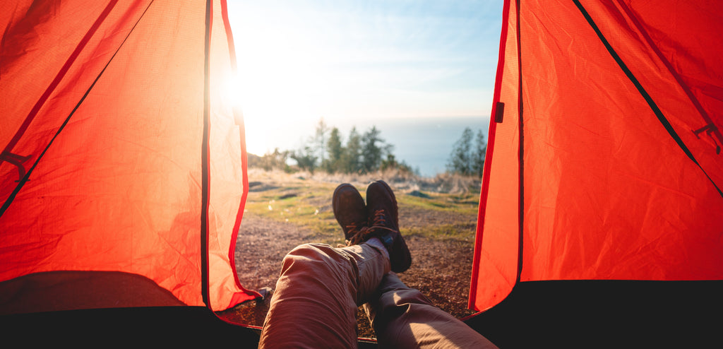 How to choose a sleeping tent