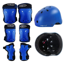 Weanas Helmets for 3-14 Years Kids Youth Adjustable Sports Protective Gear Set - WEANAS™