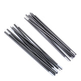 WEANAS Aluminum Rod Tent Pole Replacement Accessories