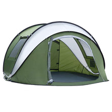 Weanas Instant Automatic 2-4 Person Family Camping Tents Easy Quick Setup with Carrying Bag - WEANAS