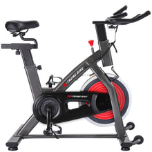 Indoor Cycling Bike with 4-Way Adjustable Handlebar & Seat, LCD Monitor for Home Cardio Workout Exercise Bike - WEANAS™