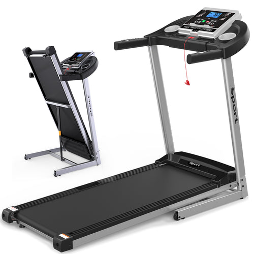 Folding Electric Treadmill for Home Workout - WEANAS