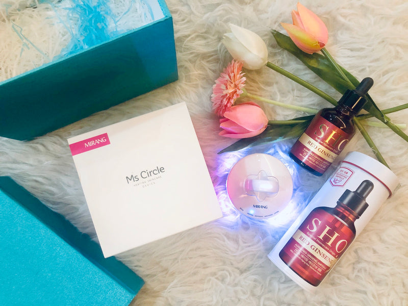 Ms Circle Facial Massage Kit