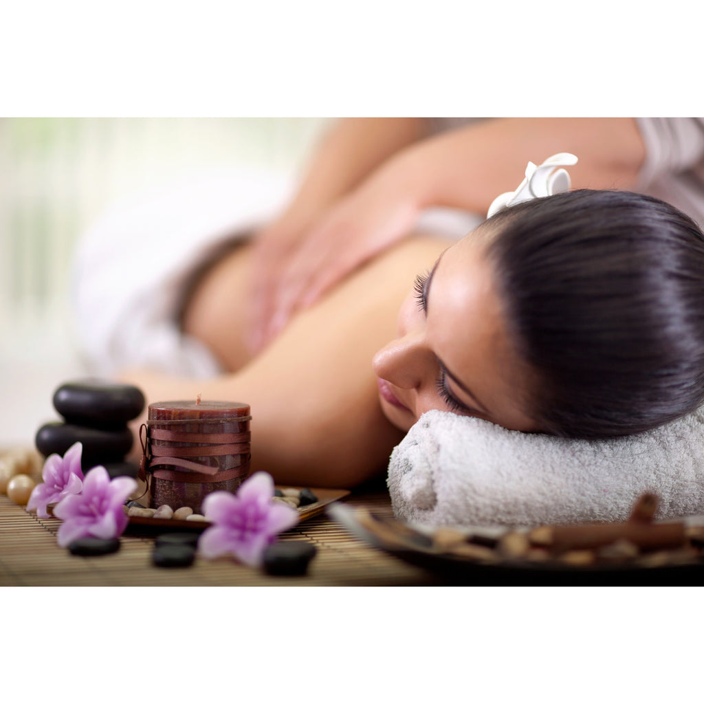 Home Massage Aromatherapy for Body