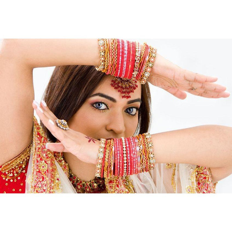 Indian Bridal Makeup and Hair Service - Effortless