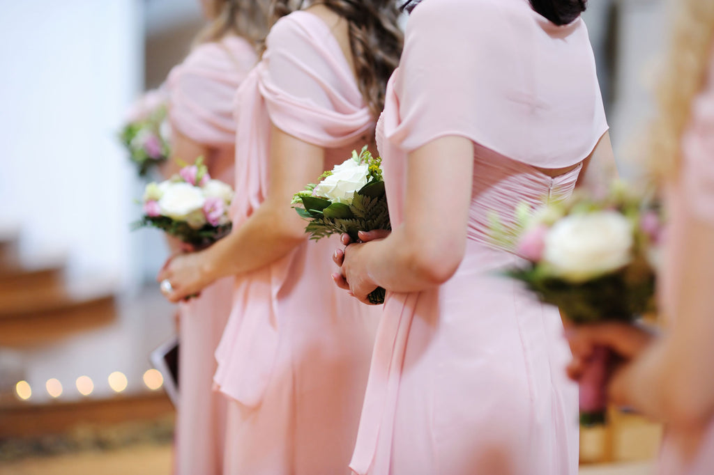 For Bride and Bridesmaids