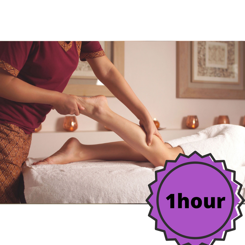 Effortless Thai Swedish Body Massage (1 hour)