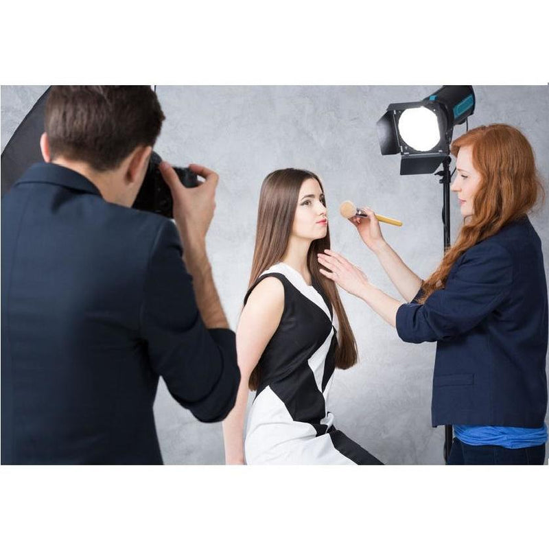Commercial Makeup and Hairdo