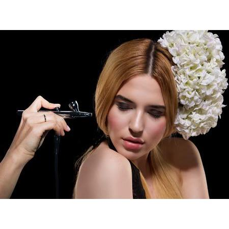 Airbrush Makeup and Hairdo Service - Effortless