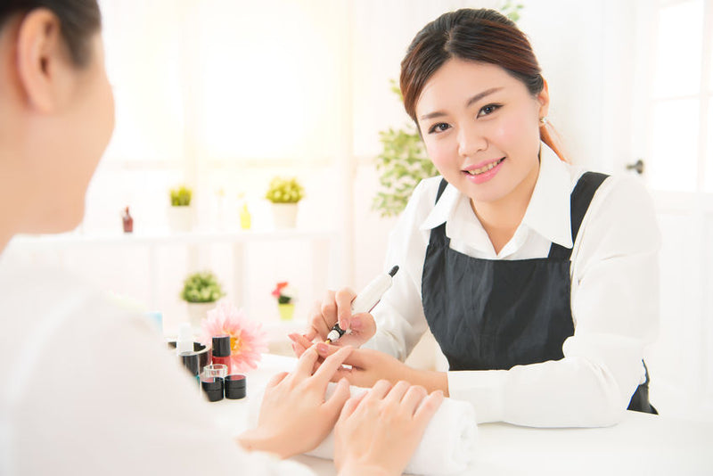 Gel Color Classic Pedicure