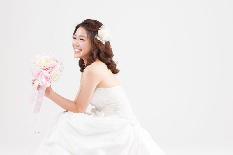 Wedding Makeup, Gown and Photography
