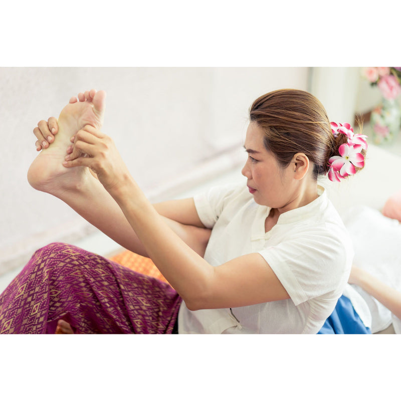 Home Massage for Foot