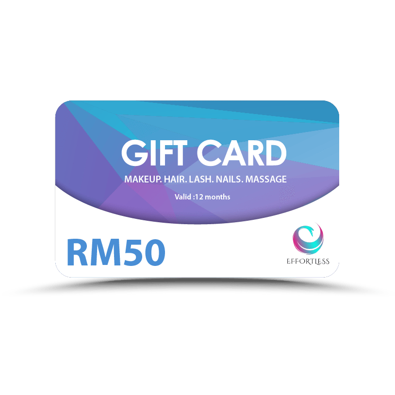 Effortless Gift card