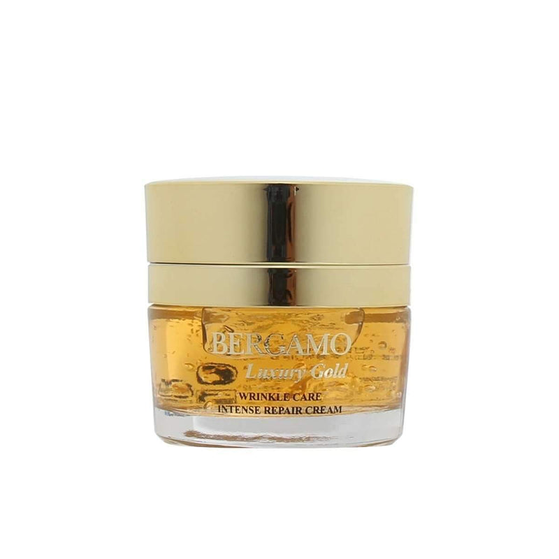Bergamo Luxury Gold Collagen Wrinkle Care 9pcs Set - Effortless
