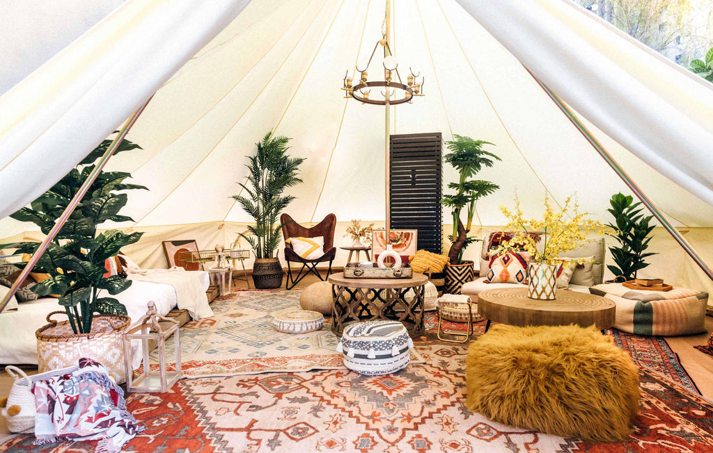 Exotic Glamping Experience @ Castra by Colony KLCC