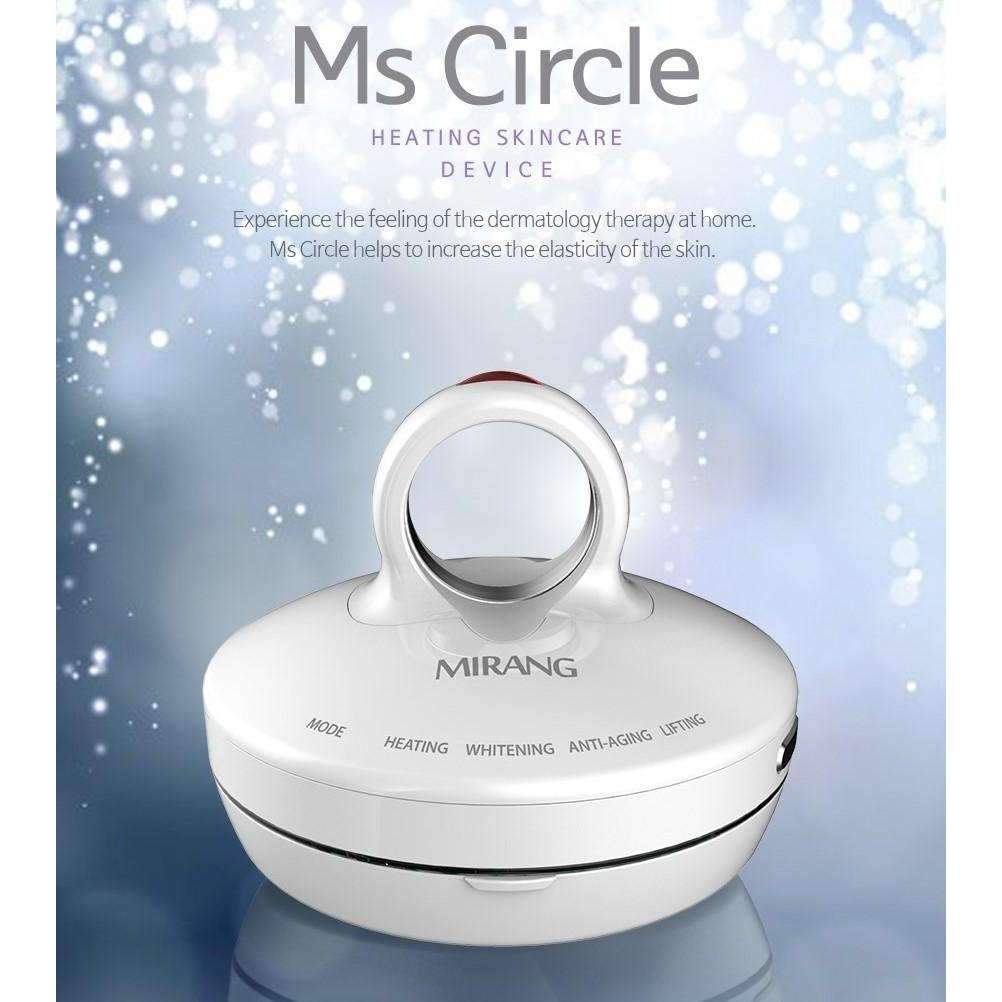 Mirang Ms Circle 4in1 Facial Massager - Effortless