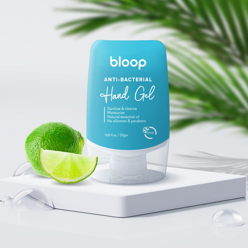 Bloop Anti Bacterial Hand Gel Sanitiser