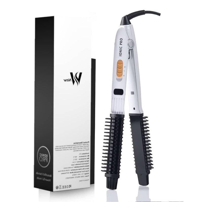 Ionic Pro Hot Brush and Flat Iron