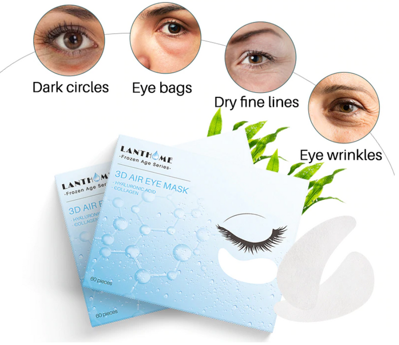 Anti Wrinkle Collagen Eye Mask