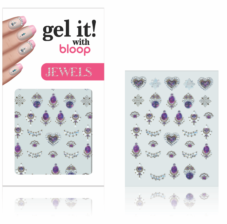 Bloop Jewel Nail Accessories