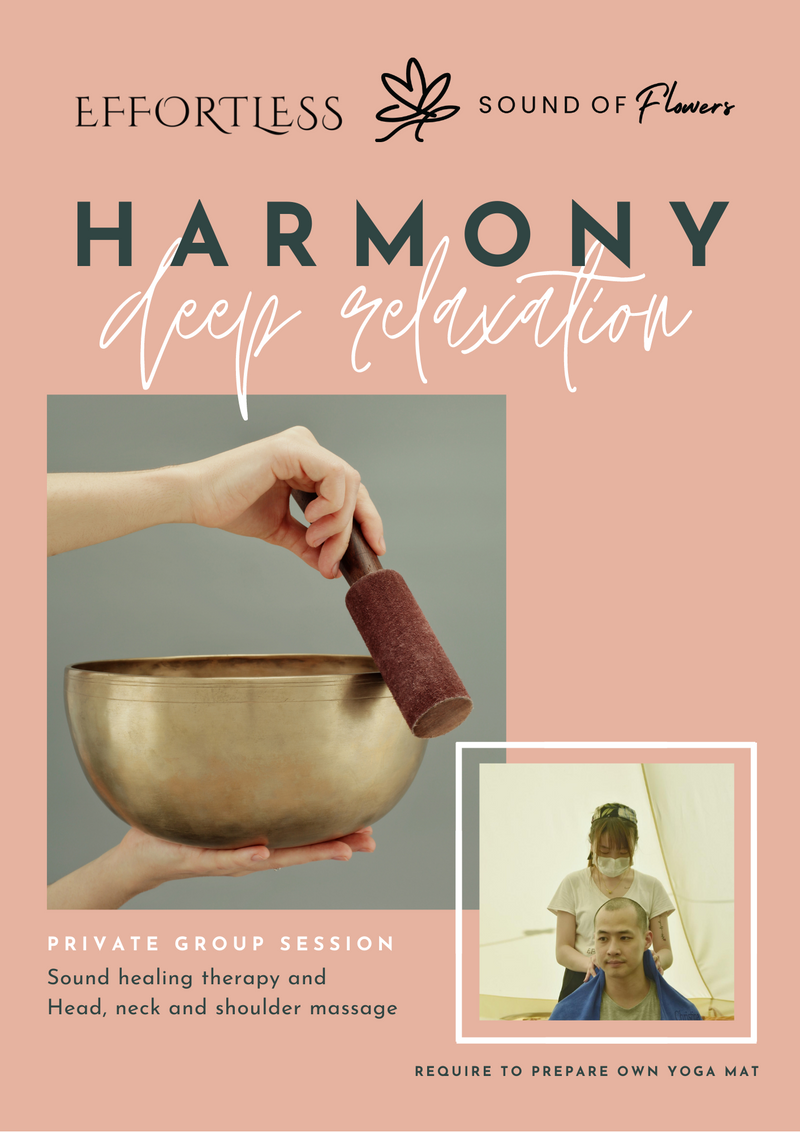 Sound Healing Massage for Deep Relaxation