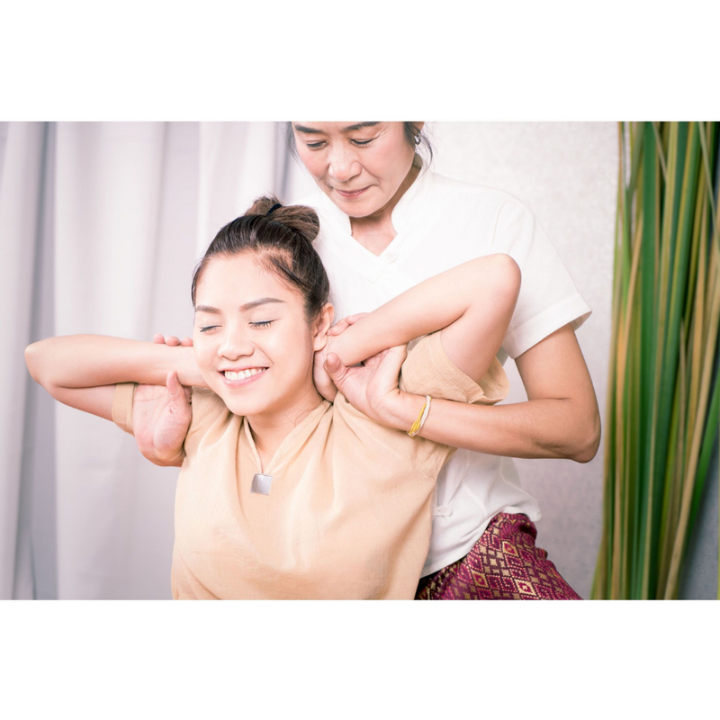 Home Massage for Body Traditional Style