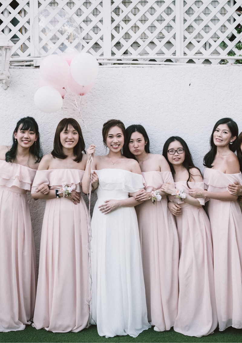 Bridesmaid Makeup Service
